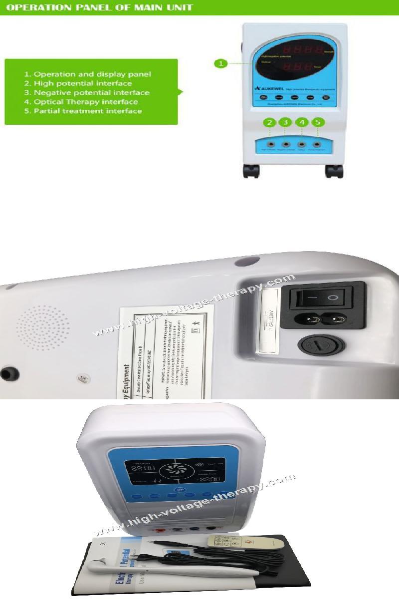 electrostatic therapy machine