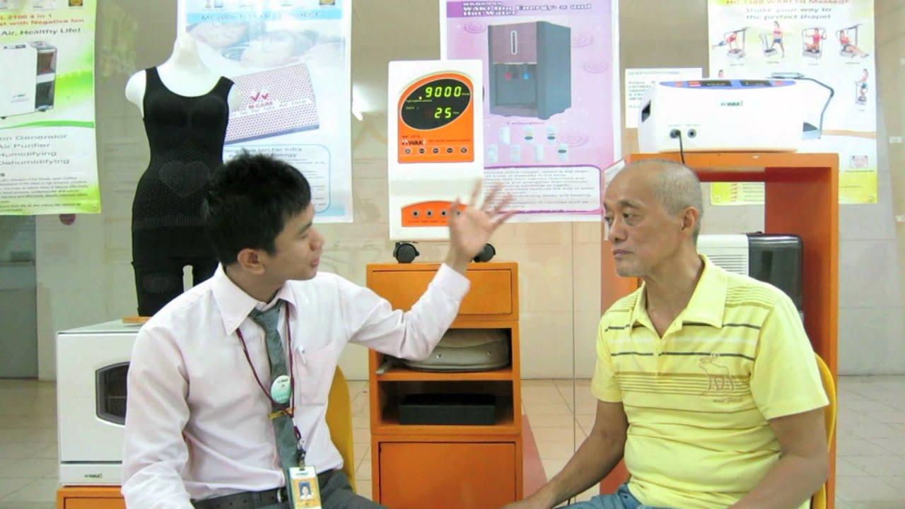 waki high potential therapeutic machine price philippines